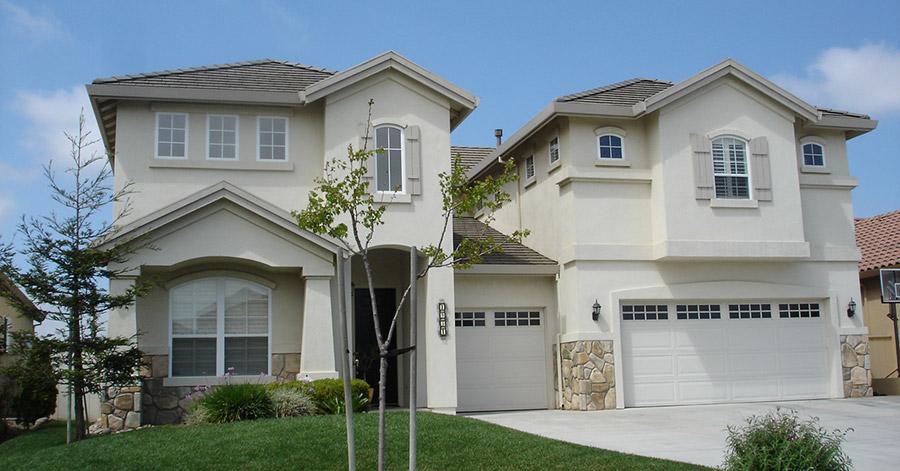 Проекты домов и коттеджей от компании Основной